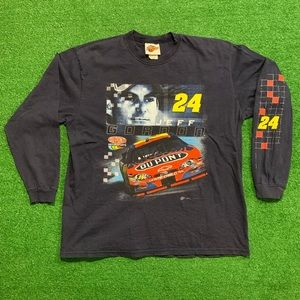 Vintage 2000's Jeff Gordon NASCAR Racing T Shirt